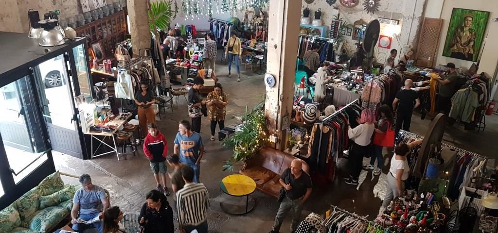 mercado ropa segunda mano canarias