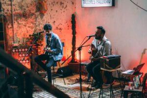 conciertos Talleres Palermo